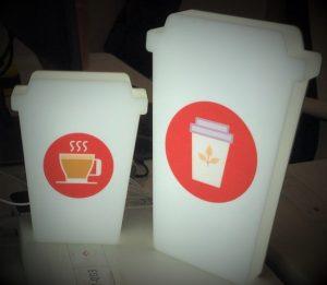 Coffee Lightbox